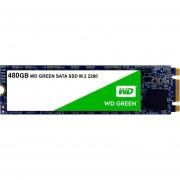 Unidad de Estado Solido SSD M.2 480GB Western Digital Green SATA WDS480G2G0B
