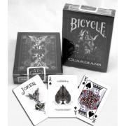 Bicycle Guardians műanyag bevonatú kártya
