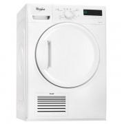 Uscator de rufe Whirlpool DDLX 70110, Condensare, 6th Sense, 7 kg, Clasa B, Alb
