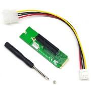 M2 SATA to PCI-E
