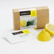 Amapola bio·cosmetics Mascarilla limpiadora de Espirulina y Limón