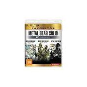 Game - Metal Gear Solid HD Collection - Favoritos - PS3