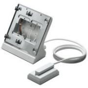 > Base da tavolo citofono e monitor bianco