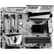Placa de baza MSI Z170A MPower Gaming Titanium, Intel Z170, LGA 1151