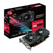 Grafička kartica AMD Radeon RX560 Asus OC 4GB GDDR5, HDMI/DVI/DP, STRIX-RX560-O4G-GAMING