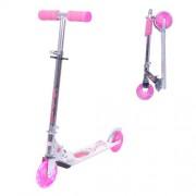 WORKER Racer Sweet Girl (met lichtgevende wielen)
