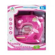Masina de cusut roz Family 17x20x10 cm