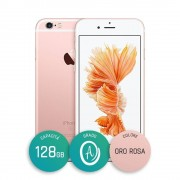 Apple Iphone 6s Plus - 128 Gb - Grado A - Oro Rosa