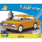 Set de constructie Cobi, Youngtimer, FIAT POLSKI 125P, 96 piese