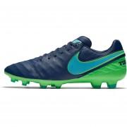 Tenis Fútbol Hombre Nike Tiempo Legacy II FG-Azul