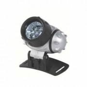 Lanterna frontala 7 LED-uri 3 functi unghi reglabil Home