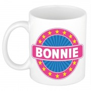 Shoppartners Namen koffiemok / theebeker Bonnie 300 ml