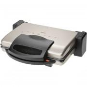 Bosch Tfb3302v Bistecchiera 1800 Watt Piastra Cottura 22x31 Cm Colore Grigio, Ne