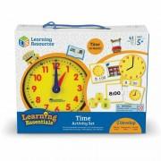 Joc Invatam ceasul Learning Resources, 4 ani+