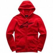 ALPINESTARS Sweatshirt ALPINESTARS Ageless Red