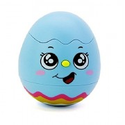 Toys Bhoomi Egg Hatching Musical Baby Tumbler Activity Toy with Lights & Sound