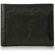 Fossil Men's Derrick Leather Sliding 2 in 1 Wallet