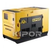 Generator diesel cu automatizare Kipor KDE 100SS3