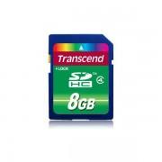 Memorijska kartica Transcend SD 8GB HC Class 4 TS8GSDHC4