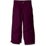 Columbia Starchaser Peak II Pantalón para niña, Púrpura (Purple Dahlia), 3 Años