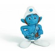 Schleich Gutsy Smurf Figure