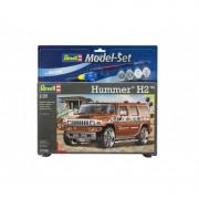 Macheta masinuta Hummer H2 Revell