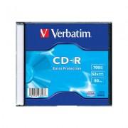 CD-R Verbatim, u slim kutiji