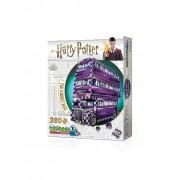 WREBBIT 3D-Puzzle Harry Potter Der fahrende Ritter (280 Teile)