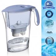 LAICA Clear Line vízszűrő kancsó (kék) 1 db univerzális szűrővel