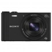 Sony Dsc-Wx350 Fotocamera Digitale Compatta 18,2 Mpx Zoom Ottico 20x Colore Nero