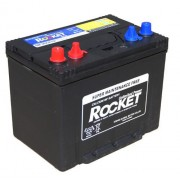 Rocket SMF DCM24-600 autó akkumulátor 12V 80Ah 600A BAL+