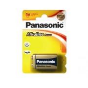Panasonic baterie 9v alcalina 1 buc la blister