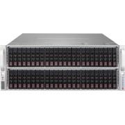 Supermicro JBOD Rack 4U 72xHDD 2,5' CSE-417BE2C-R1K23JBOD