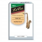 """D'Addario Woodwinds Saxofón Tenor """"semiduro"""" cajita con 10 cañas"""