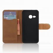 B2Ctelecom HTC One Mini 2 Telefoonhoesje met Pasjes Koeienvlekken