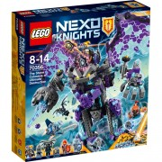 Nexo Knights - De stenen kolos der ultieme verniet