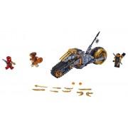 MOTOCICLETA DE TEREN A LUI COLE - LEGO (70672)
