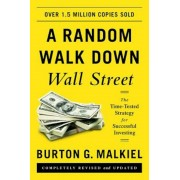 A Random Walk Down Wall Street: The Time-Tested Strategy for Successful Investing, Paperback