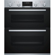 Bosch Serie 6 NBA5350S0B Double Built Under Electric Oven