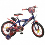 Bicicleta 16'' Spiderman