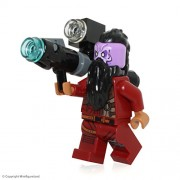 LEGO Super Heroes: Guardians of the Galaxy Vol. 2 MiniFigure - Taserface (76079)