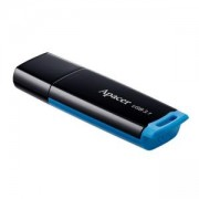 Памет Apacer AH359 16GB, Black/Blue, SuperSpeed USB 3.1 Gen 1, AP16GAH359U-1
