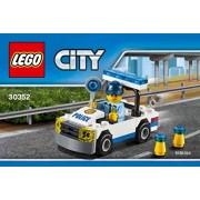 Lego City Police Car 30352 Polybag