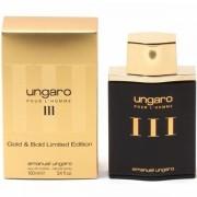 Ungaro Pour L'Homme III Gold & Bold Edition EDT 100ml за Мъже