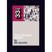 The Rolling Stones' Exile on Main Street, Paperback/Bill Janovitz