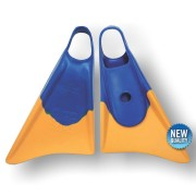 Bodyboard Flosse CHURCHILL Makapuu S Blue Yellow