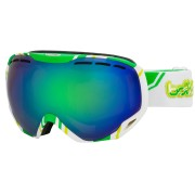 Bolle Маска Emperor White & Lime Green Emerald 21141