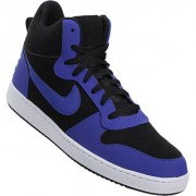 Nike Court Borough Mid Men'S Blue Sneakers