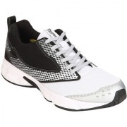 Reebok Mens Gray White Sport Shoes