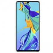 Смартфон, Huawei P30 Aurora, ELE-L29 6.1 инча, FHD 2340x1080, 2 x Cortex-A76 Based, 6901443284610_6901443216901